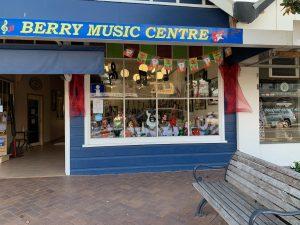 Berry Music Centre Shop
