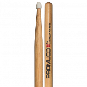 Promuco 1801N7A American Hickory 7A Nylon Tip