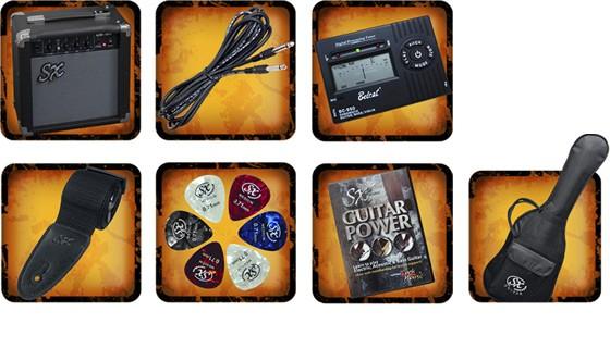 Guitar accessories